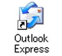 Outlook express logo.