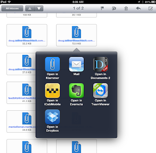 iPad screen shot.